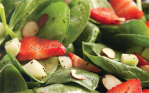 strawberry-and-spinach-salad